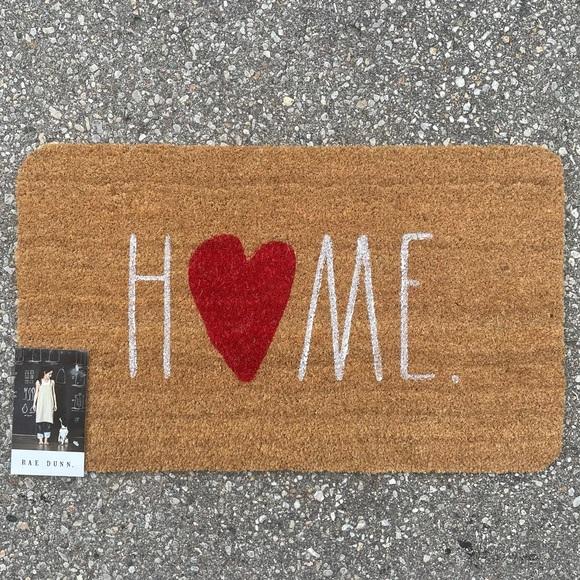 Gorgeous Rae Dunn H❤️ME outdoor mat
